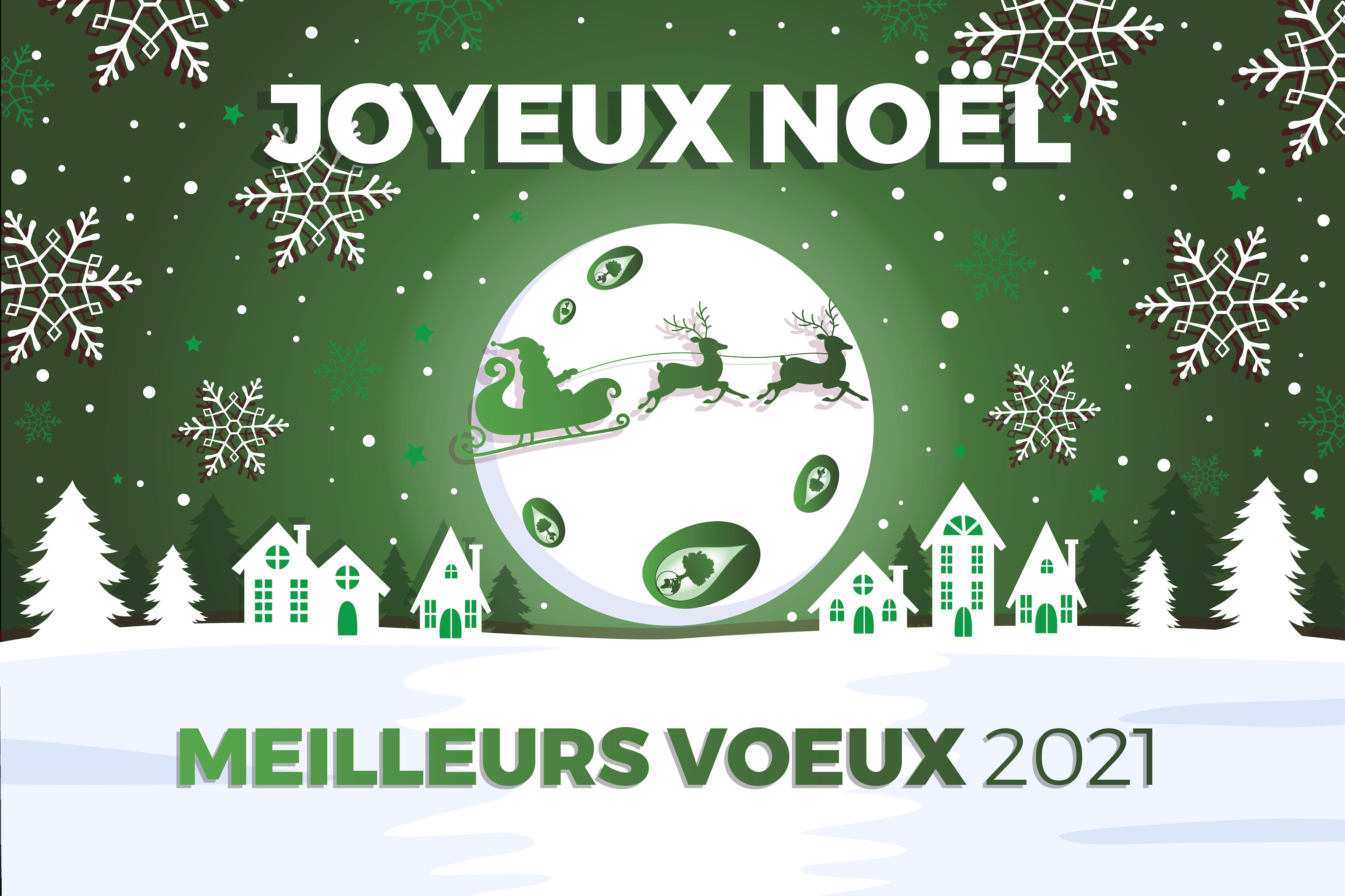 Toute l'équipe d'EnvirEauSol vous souhaites de belles fêtes !