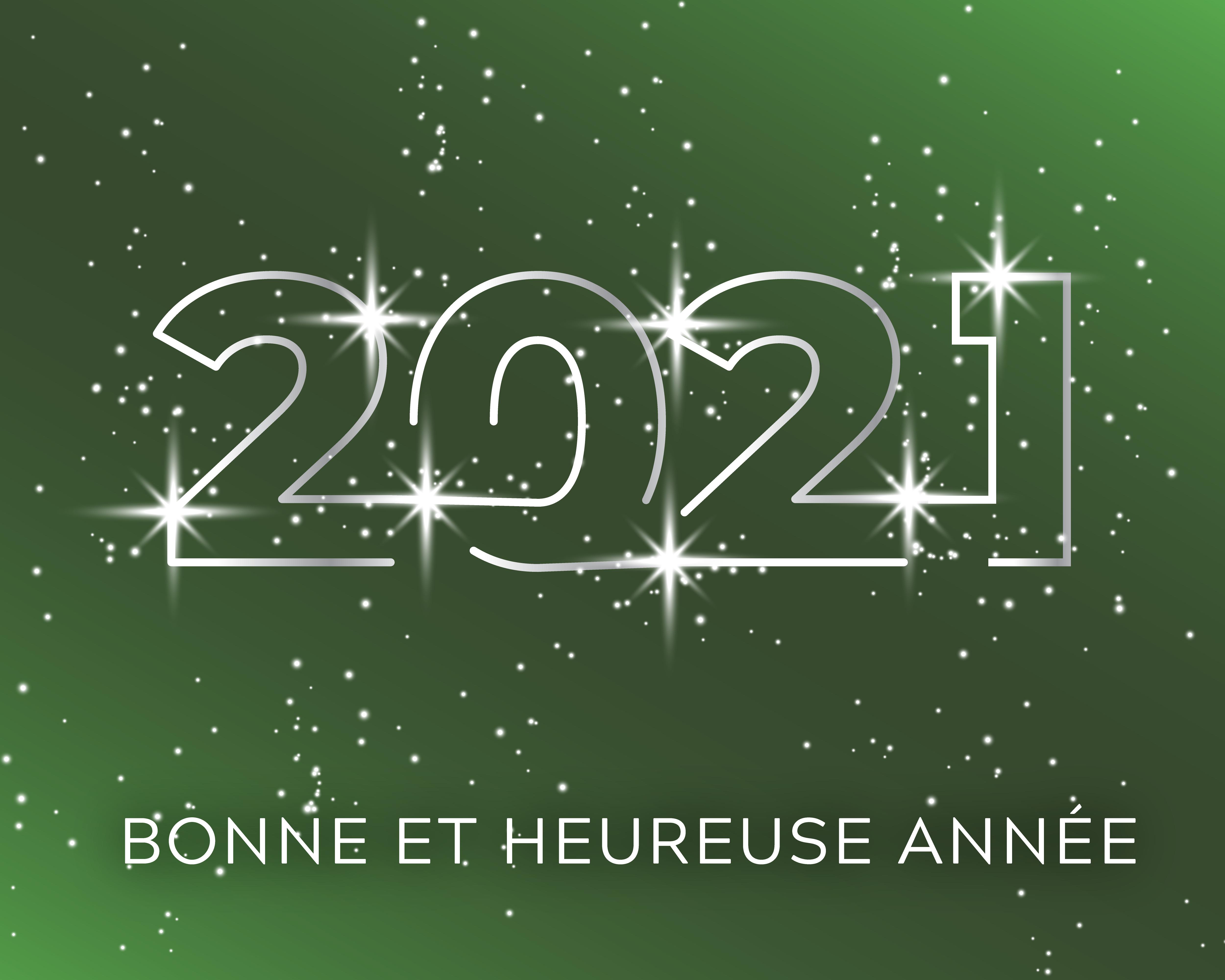 EnvirEauSol vous présente ses meilleurs vœux 2021 !